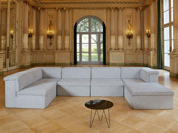 Q System Sofa Zeitloses Design Eine Wohnlandschaft Q System