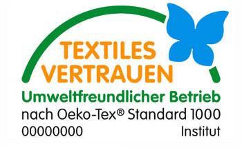 Oeko-Tex Standard 1000, Textiles Vertrauen